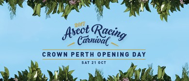 Crown Perth Opening Day