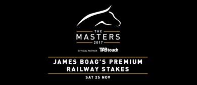 James Boag's Premium Railway Stakes Day