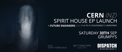 Cern – Spirit House EP Launch