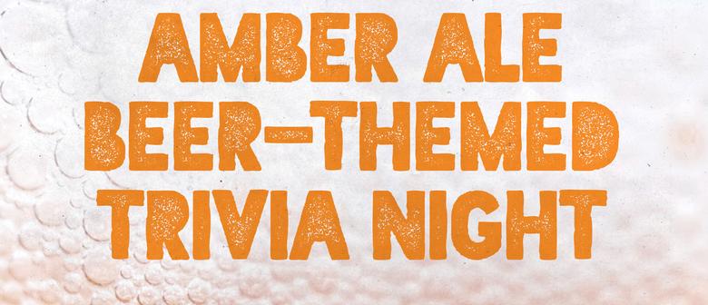 McCracken's Amber Ale Beer-Themed Trivia Night