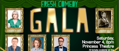 The 2017 Fresh Comedy Gala