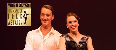 A Fine Romance: The Magic of Fred Astaire Matinee Concert