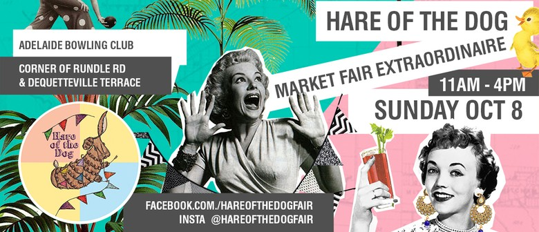 Hare of The Dog Market Fair Extraordinaire