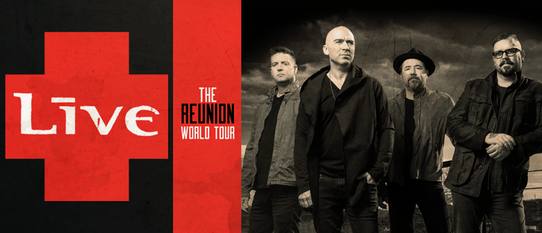 Live – World Reunion Tour