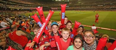KFC BBL: Melbourne Renegades vs Brisbane Heat