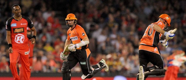 KFC BBL: Melbourne Renegades vs Perth Scorchers