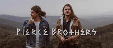 Pierce Brothers Australian Tour