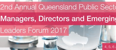 The 2nd Annual Queensland Public Sector Leaders Forum
