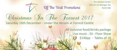 Christmas In The Forrest
