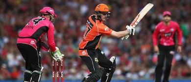 KFC BBL 07 Match 5: Sydney Sixers vs Perth Scorchers