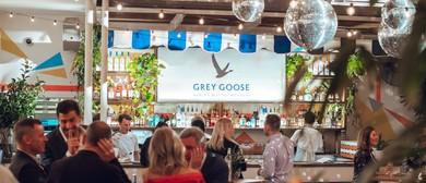 Grey Goose Spring Courtyard Party