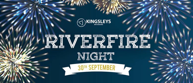 Riverfire Night
