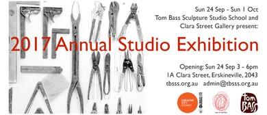 Annual Studio Exhibition