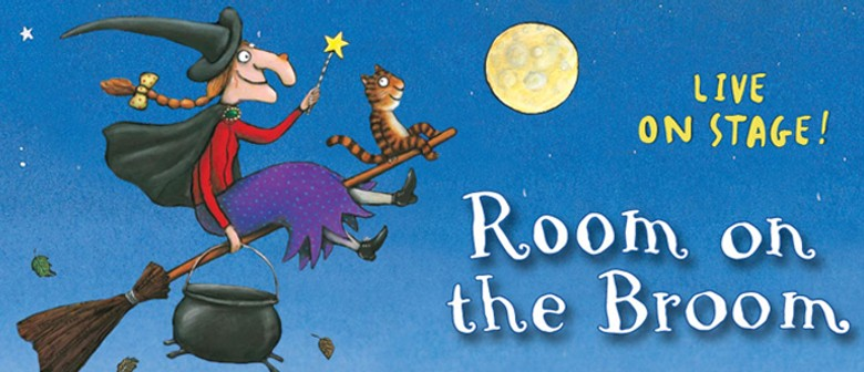 Room On The Broom Tickets Melbourne