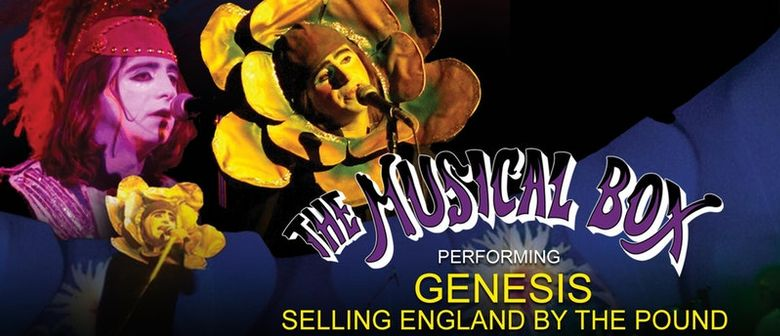 The Musical Box – Celebrating Genesis 50th Anniversary