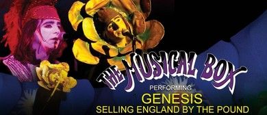 The Musical Box – Celebrating Genesis 50th Anniversary