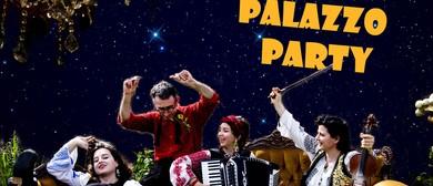 Vardos – Palazzo Party Album Launch