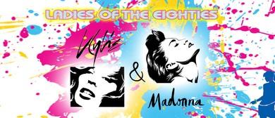 Kylie & Madonna 80's Night