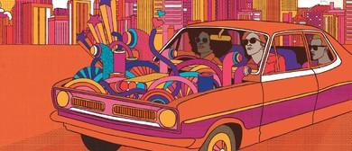 Funk Engine Album Launch with Dobby, Pezcobar, DJ Meem
