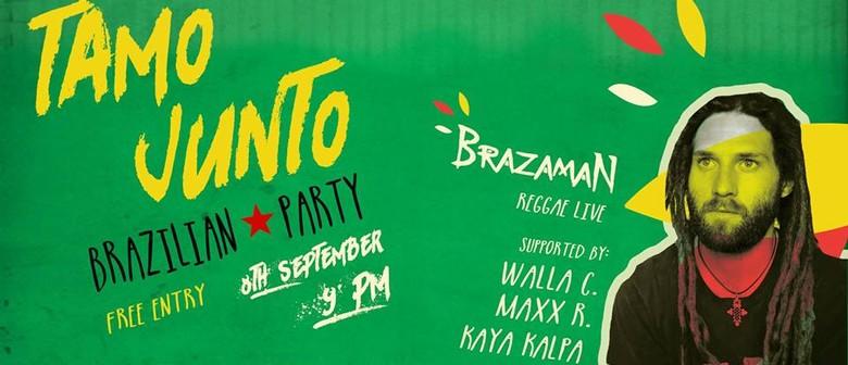 Tamo Junto – Brazilian Party