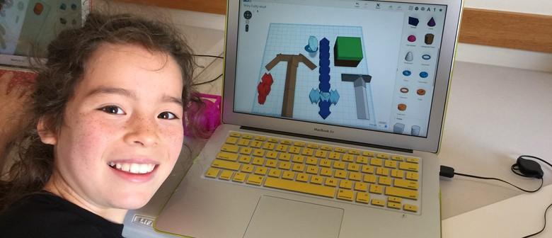 CIY 3D Design and Printing Camp
