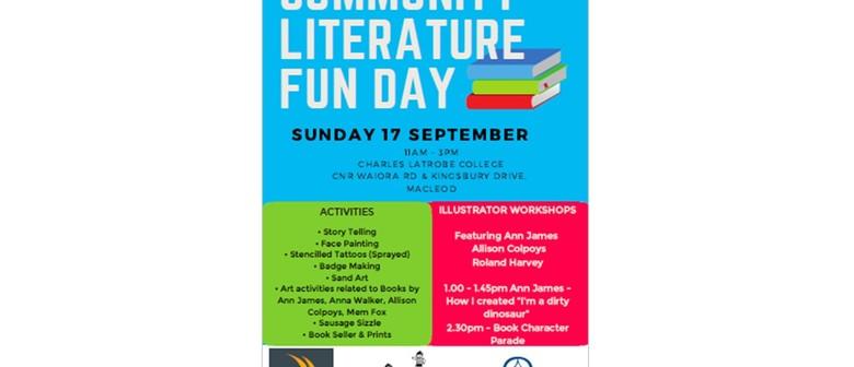 Community Literature Fun Day
