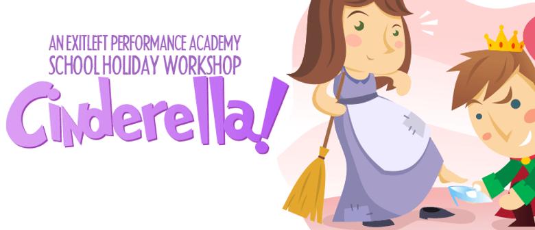 Cinderella – Fairytale Theatre Holiday Workshop