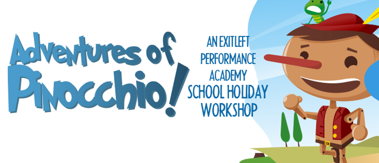 Pinocchio – Fairytale Theatre Holiday Workshop