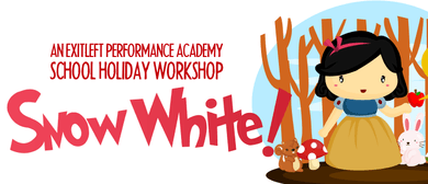 Snow White – Fairytale Theatre Holiday Workshop