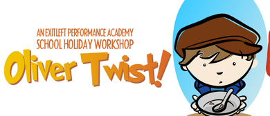 Oliver Twist – Fairytale Theatre Holiday Workshop