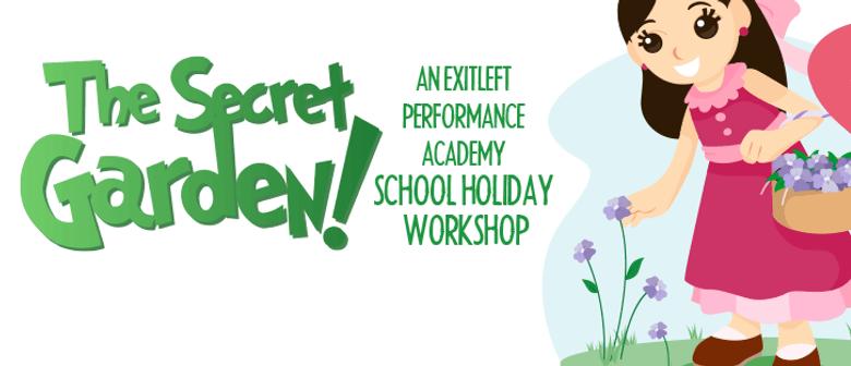 The Secret Garden – Fairytale Theatre Holiday Workshop