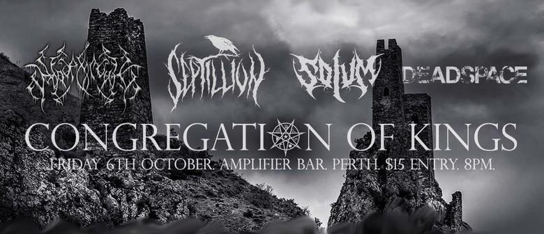 Congregation of Kings – Septillion MerchLaunch