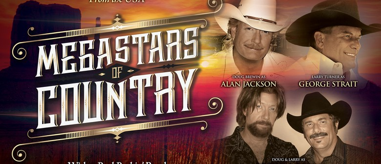 Megastars of Country