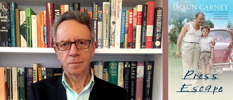 Author Talk With Shaun Carney