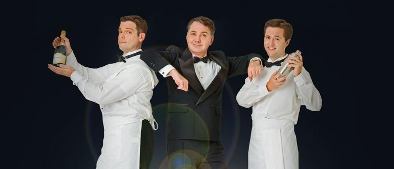 The Three Waiters – Lendlease Spring Retirement Festival