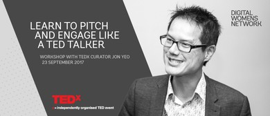 Pitch & Engage Like a TED Talker