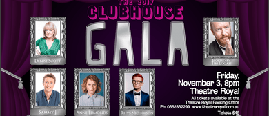 The 2017 Clubhouse Comedy Gala