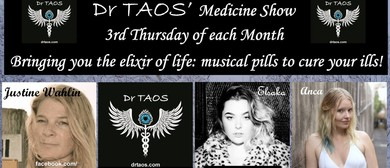 Dr Taos' Medicine Show – Level 1