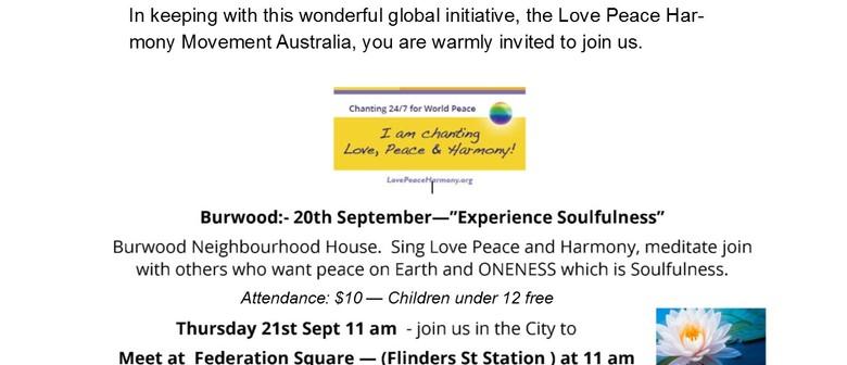 Global Peace Day Celebration
