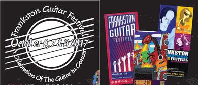 The 20th Anniversary of The Frankston Guitar Festival