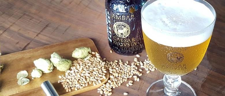 Ambar and Alegrias Beer Tasting