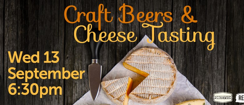 Craft Beer and Cheese Tasting
