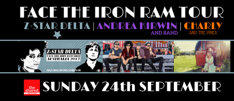 Z-Star Delta, Andrea Kirwin Band, Charly and the Pines