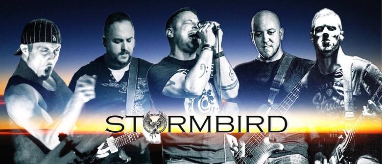 Homegrown No.4: Stormbird & Special Guests