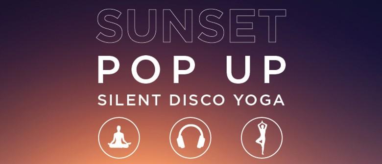 Sunset Pop Up: Silent Disco Yoga
