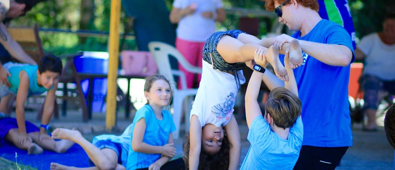 School Holiday Circus and Flying Trapeze