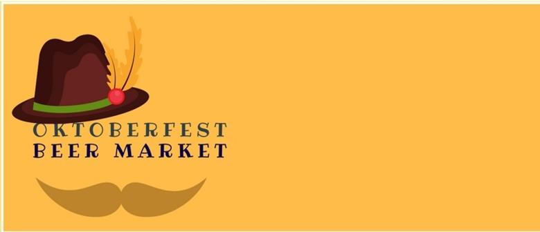 Oktoberfest Beer Market