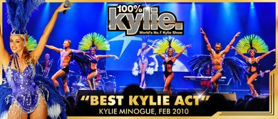 100% Kylie - Greatest Hits Tour & Christmas Spectacular