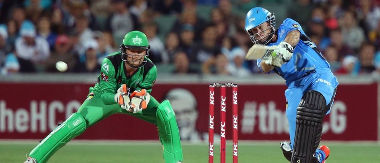 KFC BBL 07 Match 23: Adelaide Strikers vs Melbourne Stars