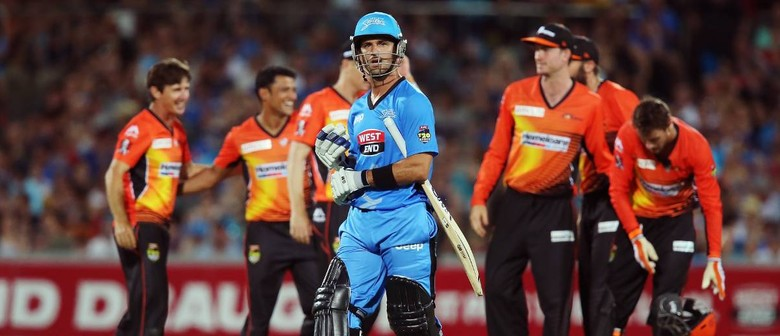 KFC BBL 07 Match 27: Adelaide Strikers vs Perth Scorchers